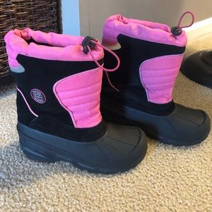 Totes Youth Kids Snow Boots